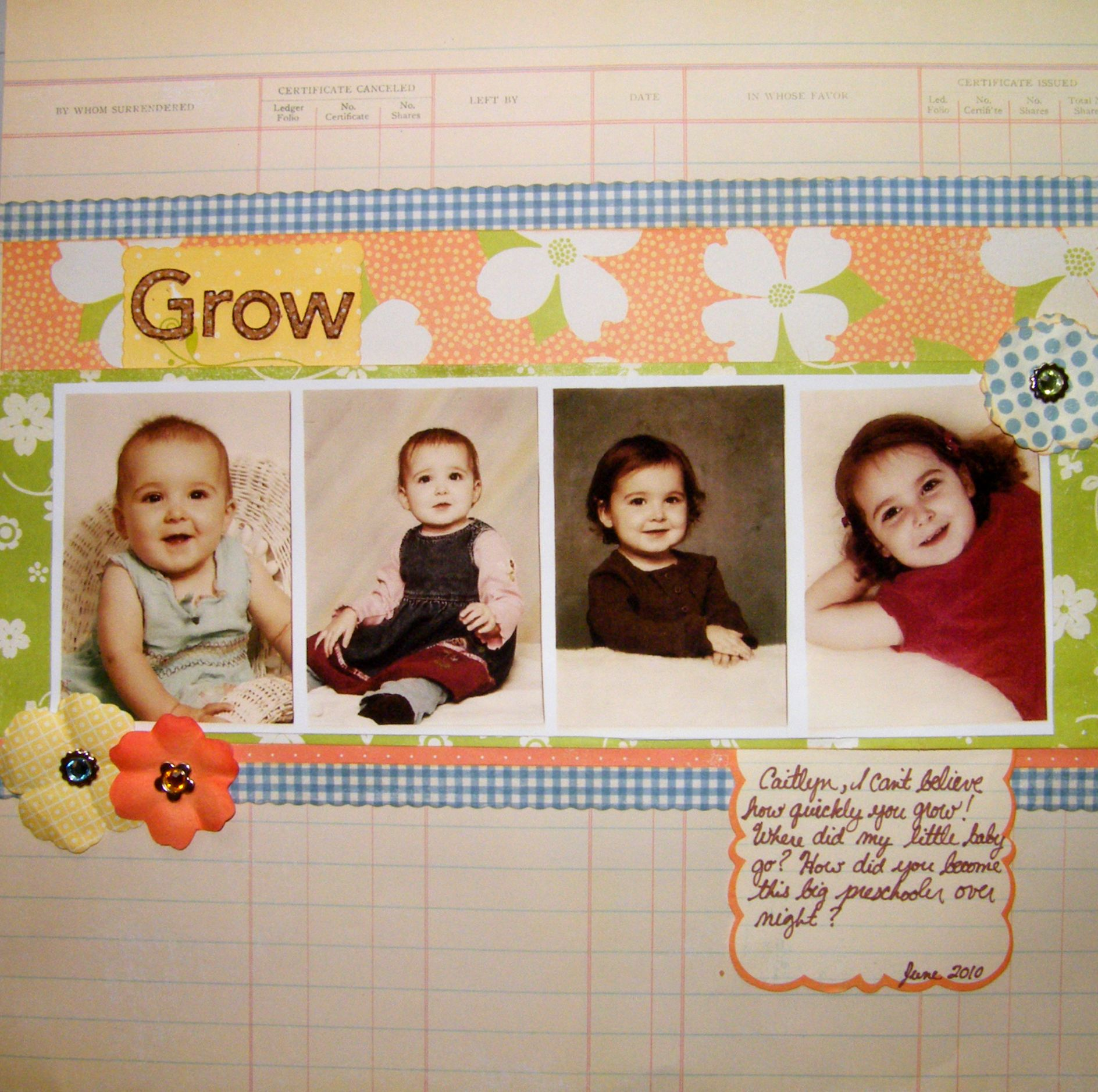 Grow Layout 002